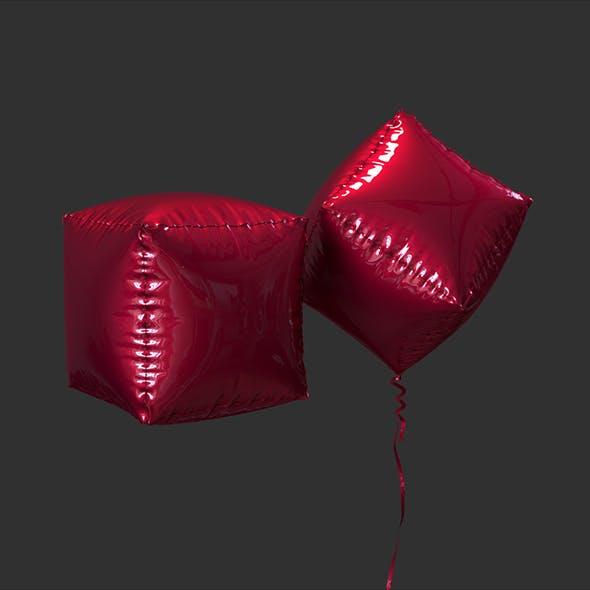 Balloon Cube