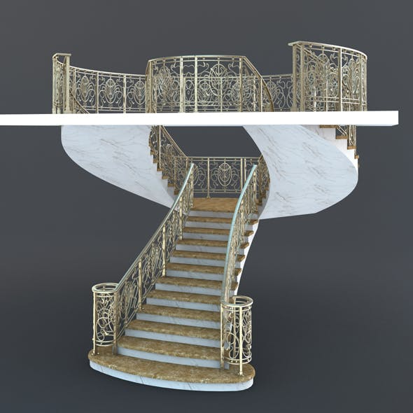 Classic Stairs
