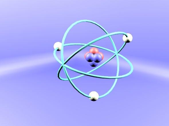 Atom - 3DOcean Item for Sale