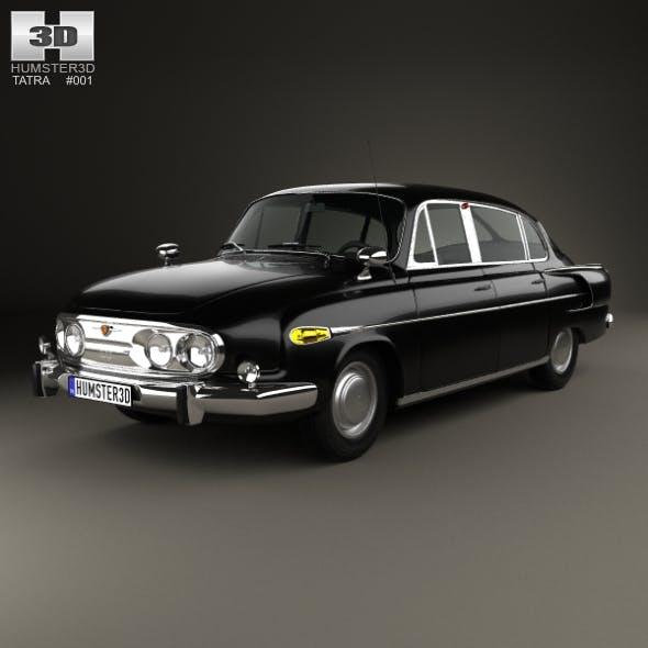 Tatra T603 1968
