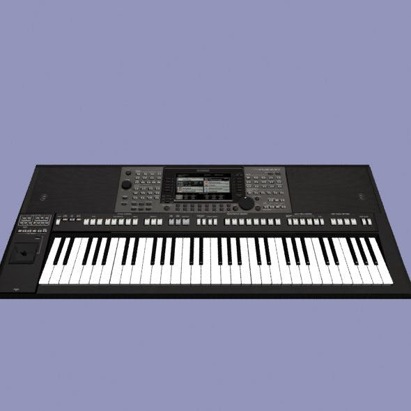 Yamaha PSR A-3000 - 3DOcean Item for Sale