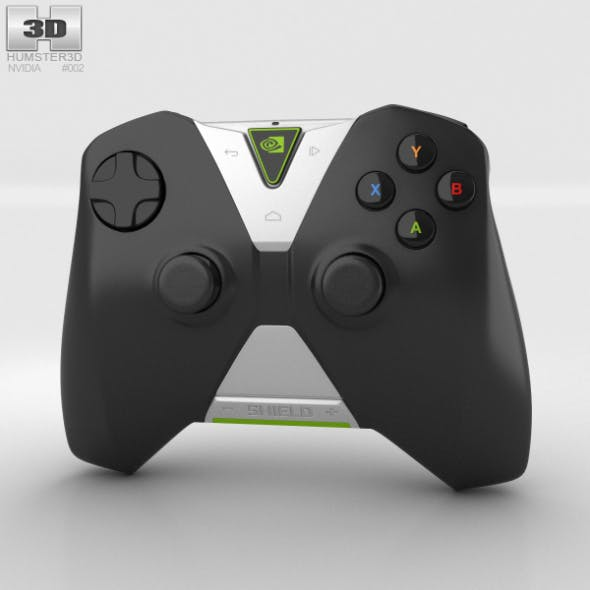 Nvidia Shield Wireless Controller - 3DOcean Item for Sale