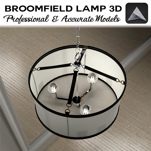 Broomfield Lamp by Ralph Lauren