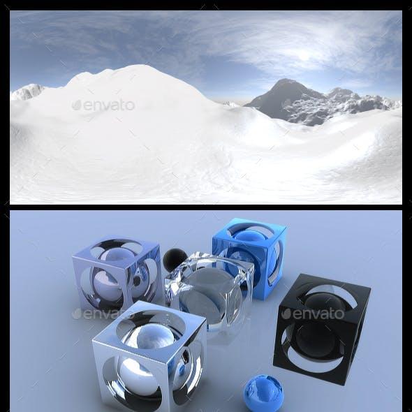 Snow 4 - HDRI