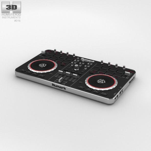 Numark Mixtrack Pro II DJ Controller - 3DOcean Item for Sale