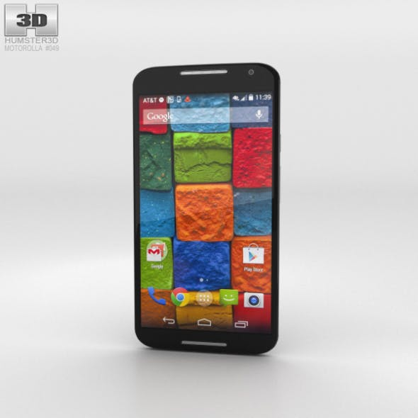 Motorola Moto X (2nd Gen) Black
