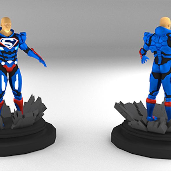 Lex Luthor - Superman Suit