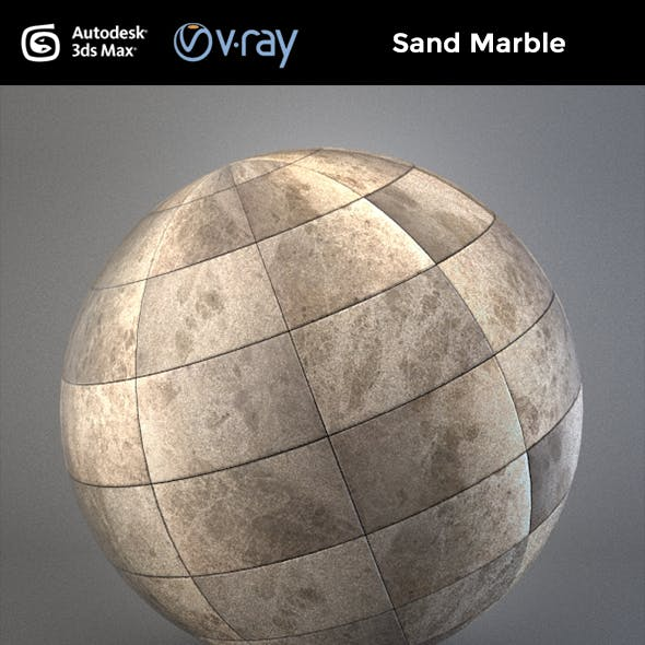 Sand Marble
