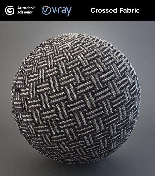 Crossed Fabric - 3DOcean Item for Sale