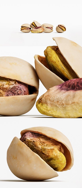 Pistachio 001 - 3DOcean Item for Sale