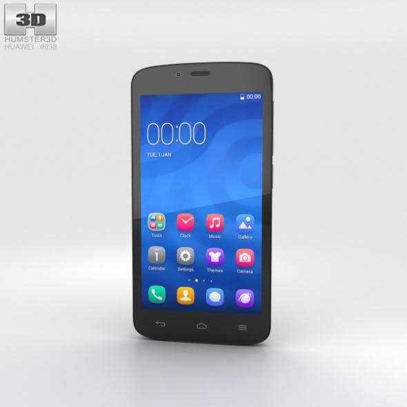Huawei Honor 3C Play Black - 3DOcean Item for Sale
