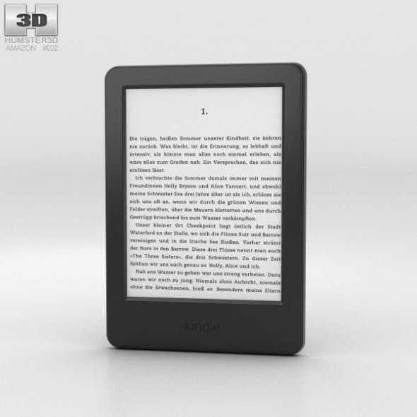 Amazon Kindle Touch Screen E-Reader