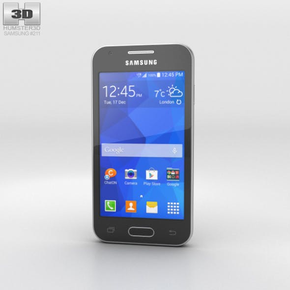 Samsung Galaxy Ace 4 Iris Charcoal