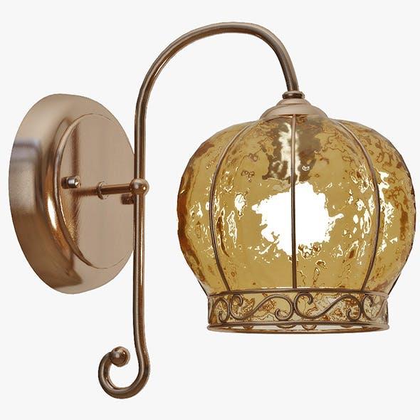 Wall lamp Arte Lamp A2106AP-1AB