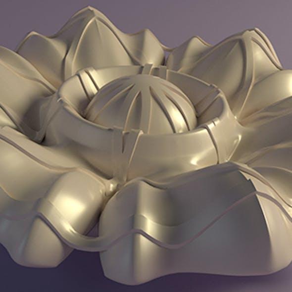 Figure rosette