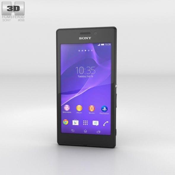 Sony Xperia M2 Aqua Black - 3DOcean Item for Sale