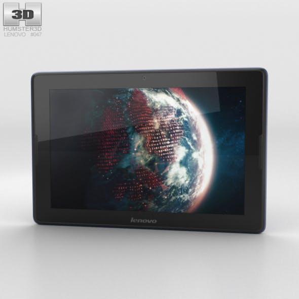 Lenovo A10 Midnight Blue - 3DOcean Item for Sale