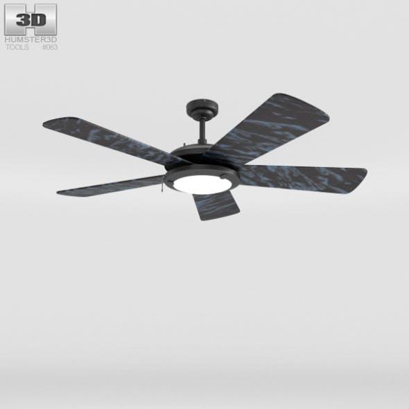 Ceiling Fan Marble - 3DOcean Item for Sale