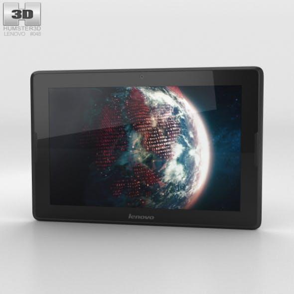 Lenovo A10 Black - 3DOcean Item for Sale