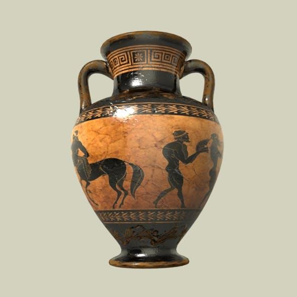 Pottery Ancient Greek v2