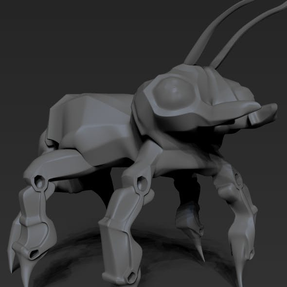 insect robot ant