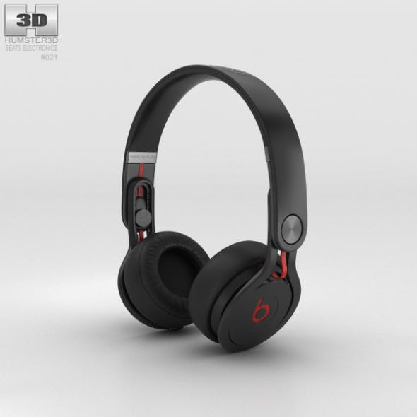Beats Mixr High-Performance Professional Black