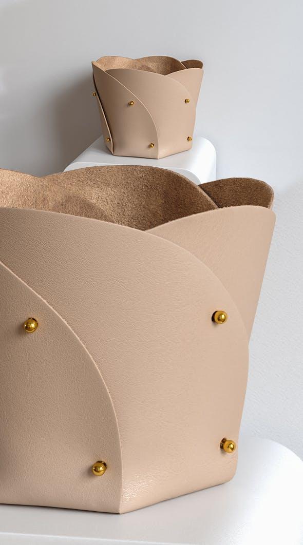 Poppy Basket - 3DOcean Item for Sale