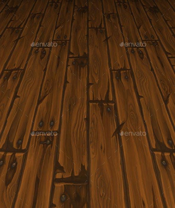 Wood Planks 1 - 3DOcean Item for Sale