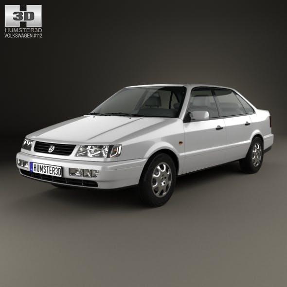Volkswagen Passat (B4) sedan 1993 - 3DOcean Item for Sale