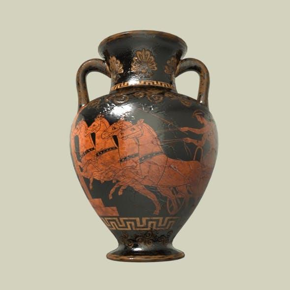 Pottery Ancient Greek v3