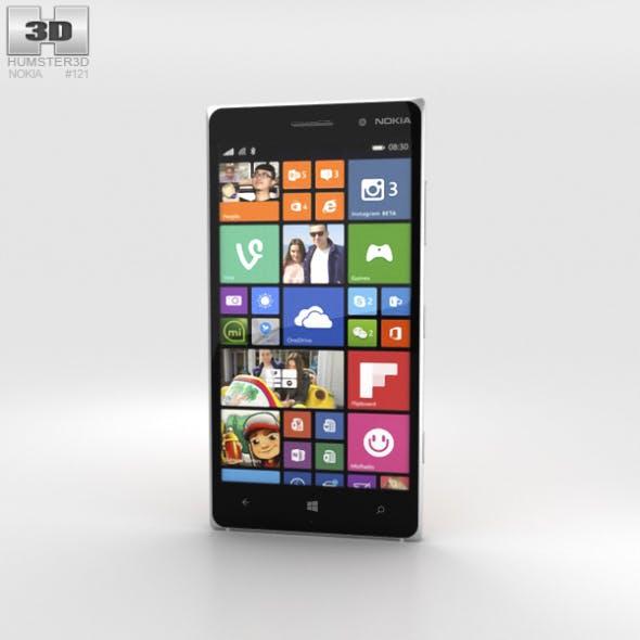 Nokia Lumia 830 Orange