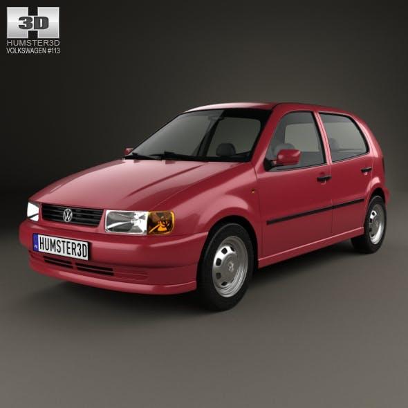 Volkswagen Polo 5-door 1994