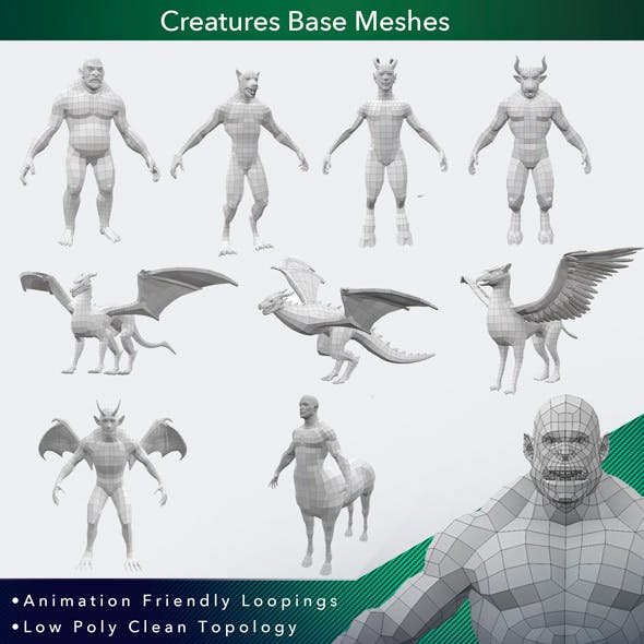 Creatures Package
