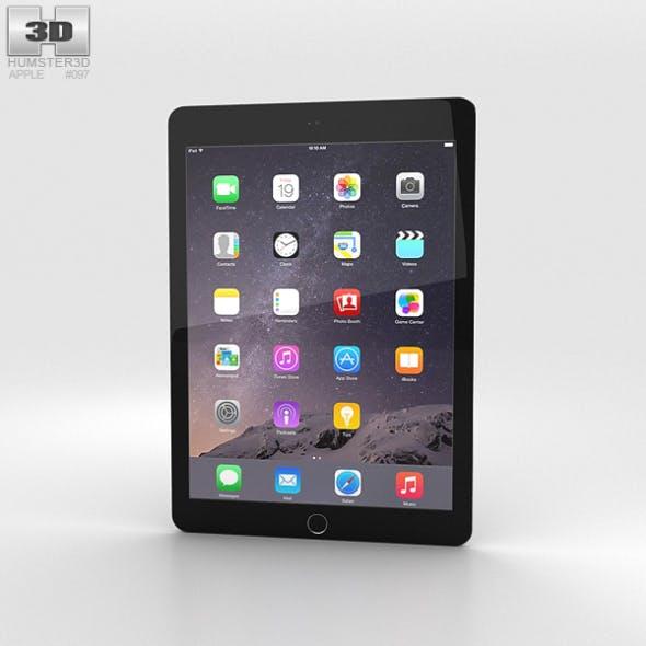 Apple iPad Air 2 Space Grey - 3DOcean Item for Sale