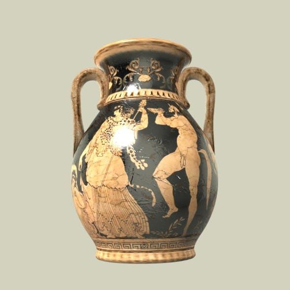 Pottery Ancient Greek v5