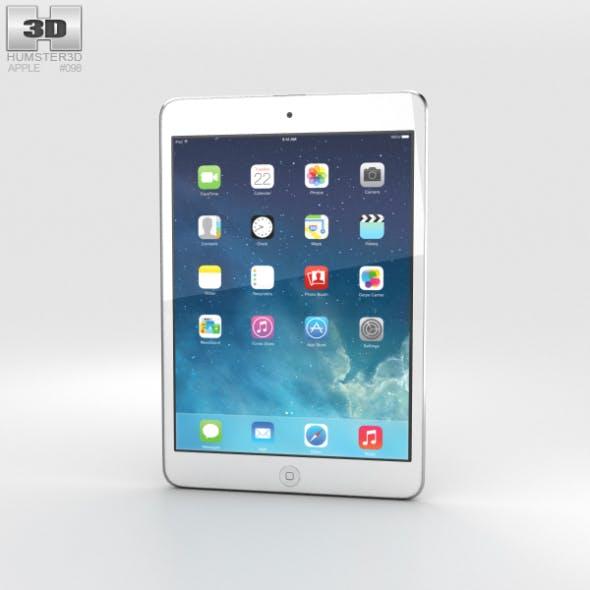 Apple iPad Mini 2 Silver - 3DOcean Item for Sale