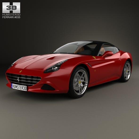 Ferrari California T 2014 - 3DOcean Item for Sale