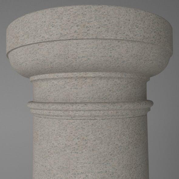 Column - Tuscan Order