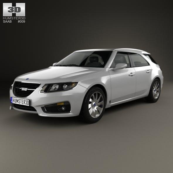 Saab 9-5 Sport Combi 2009
