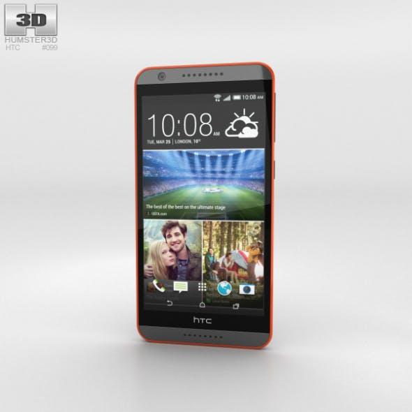 HTC Desire 820 Saffron Grey
