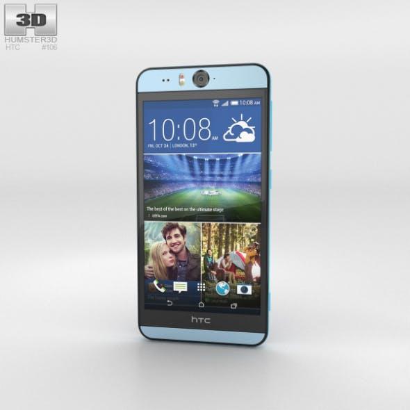 HTC Desire Eye Blue - 3DOcean Item for Sale