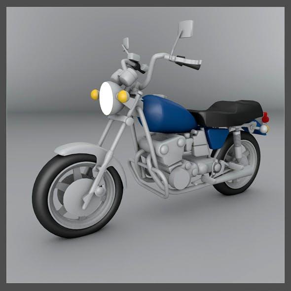 Yamaha Honda 1979