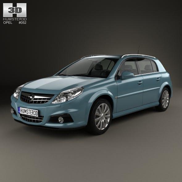 Opel Signum 2006 - 3DOcean Item for Sale