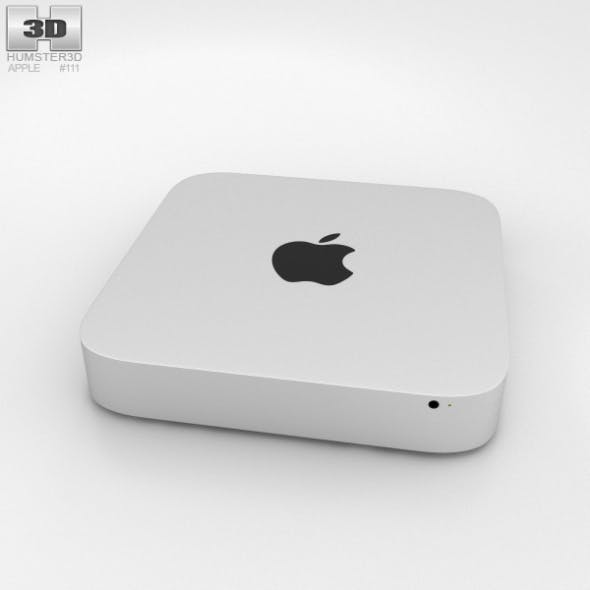 Apple Mac mini 2014 - 3DOcean Item for Sale