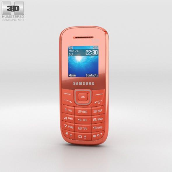 Samsung E1205 Orange