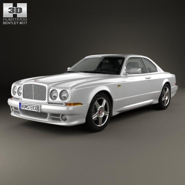 Bentley Continental SC 1998