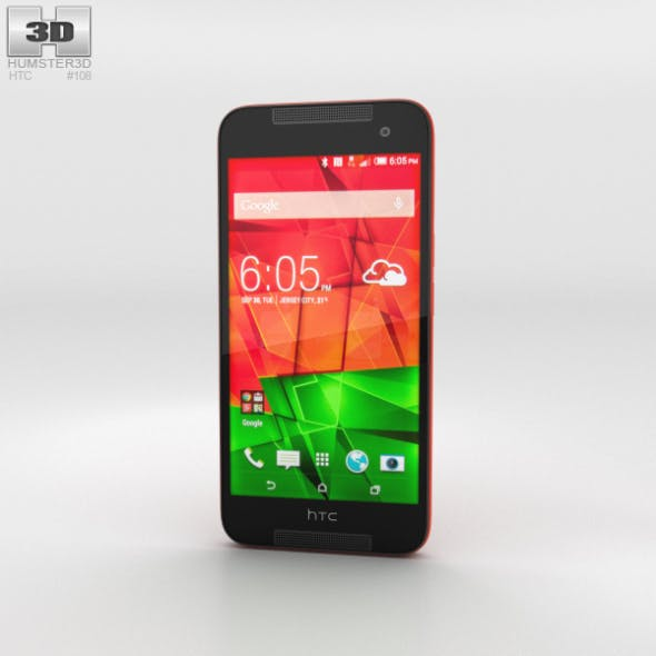 HTC Butterfly 2 Red