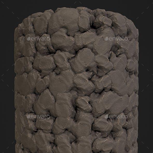 Stylized Rock 4