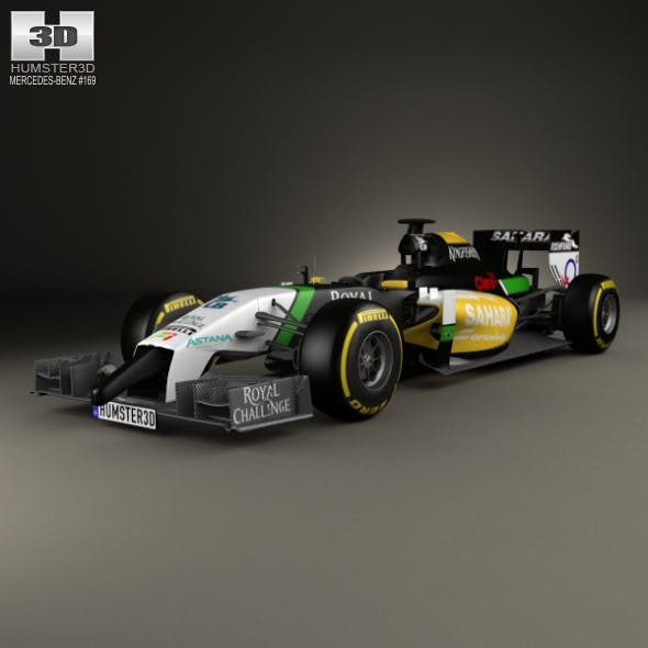 Force India 2014