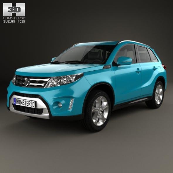 Suzuki Vitara (Escudo) 2015 - 3DOcean Item for Sale